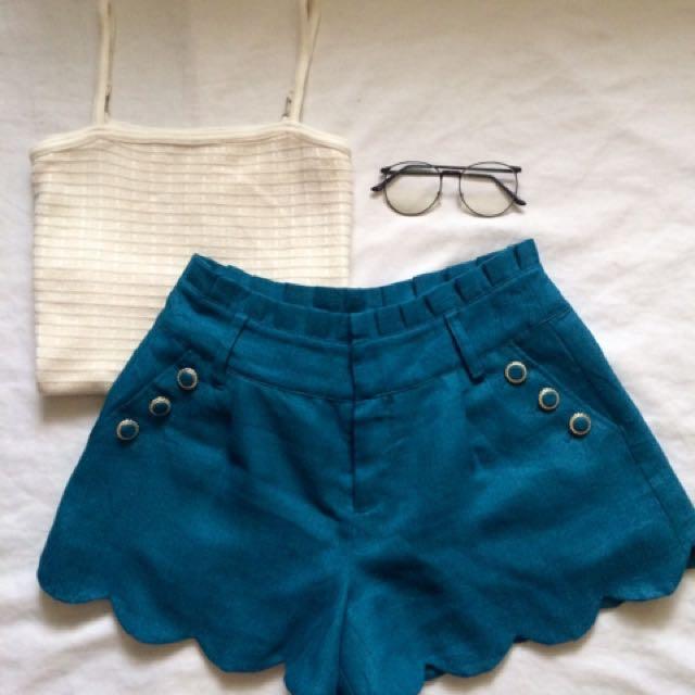 Korean-inspired Shorts
