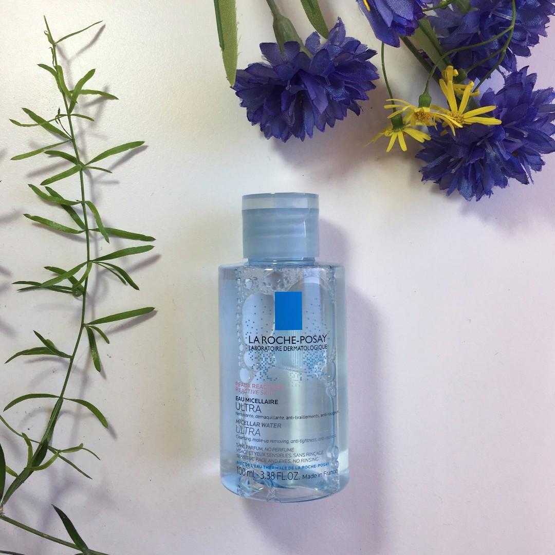 La Roche-Posay Micellar Water Reactive Skin Travel Size