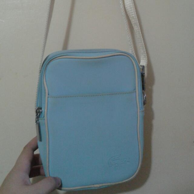 REPRICED!!! Lacoste Authentic Sling Bag