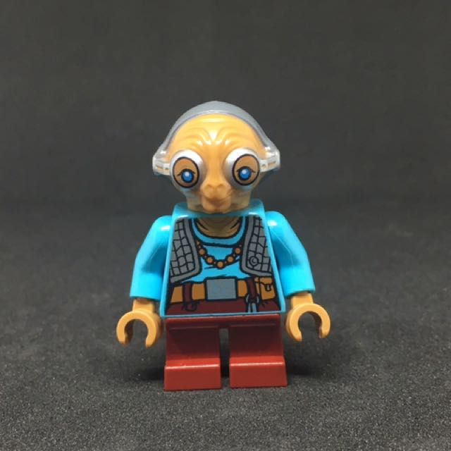 LEGO Star Wars Maz Kanata minifigure