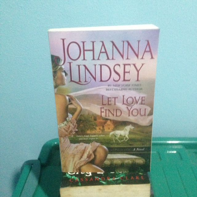 Let Love Find You (Johanna Lindsey)