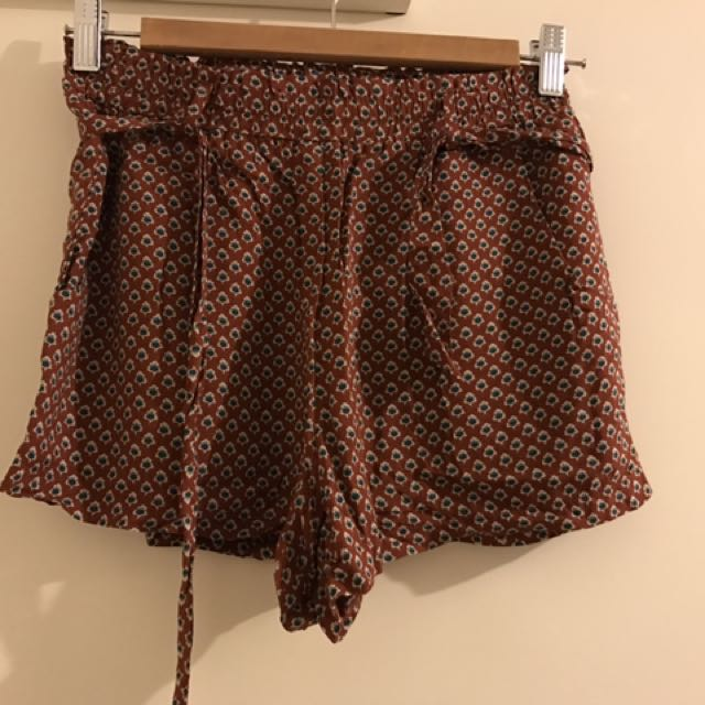 Luck & Trouble Shorts