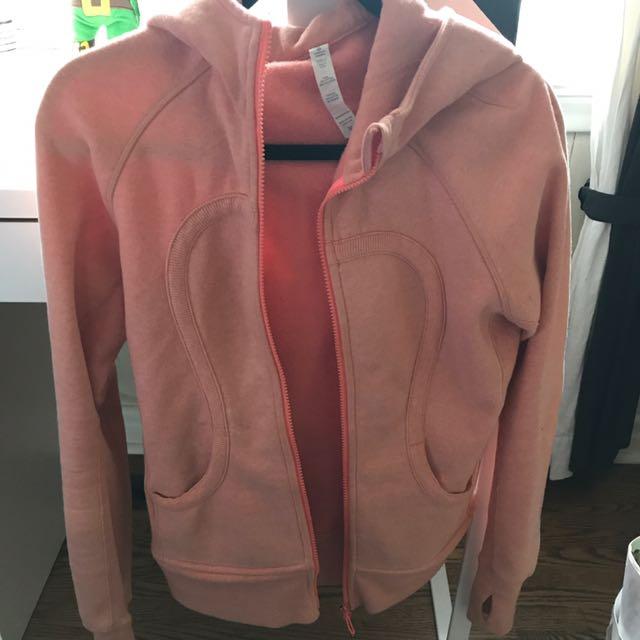 Lulu Lemon Sweater Size 8