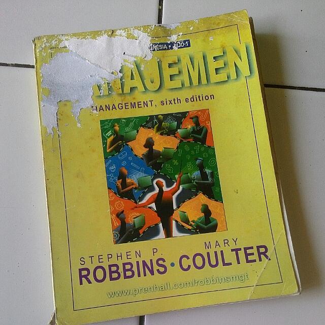 Manajemen sixth edition