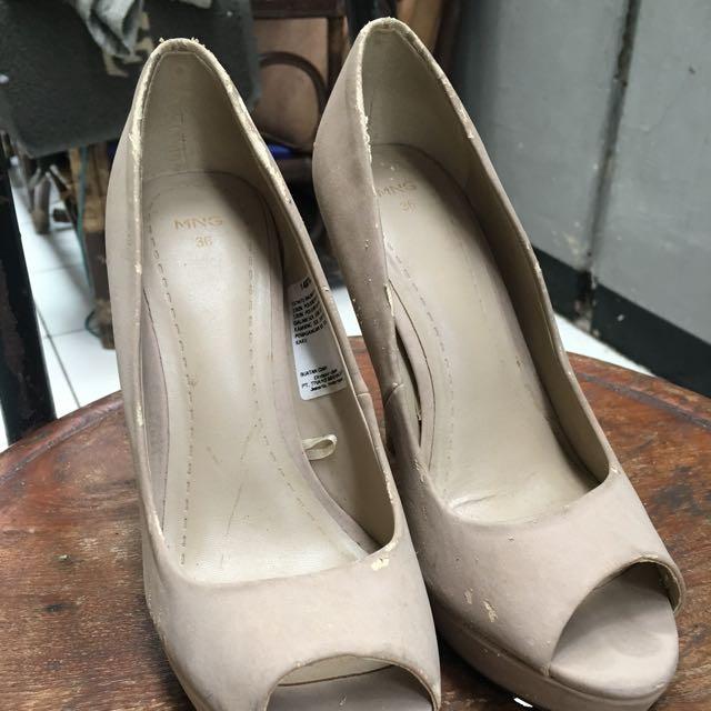 Mango High Heels