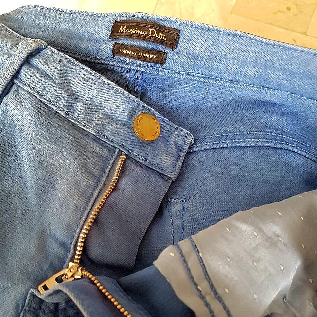 Massimo Dutti Skinny Jeans Pants