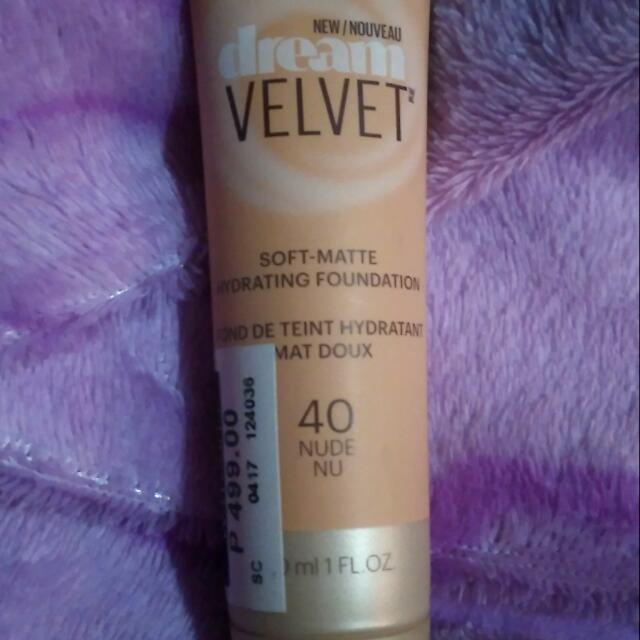 Maybelline Dream Velvet - Soft Matte - 40 Nude