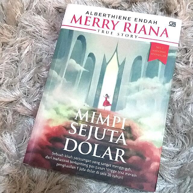 Merry Riana Mimpi Sejuta Dolar