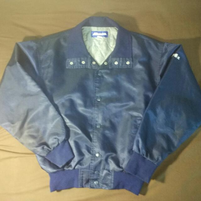 Mizuno Satin Jacket