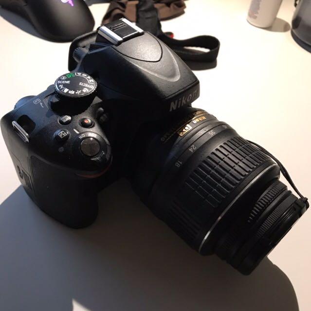Nikon D5100 SLR