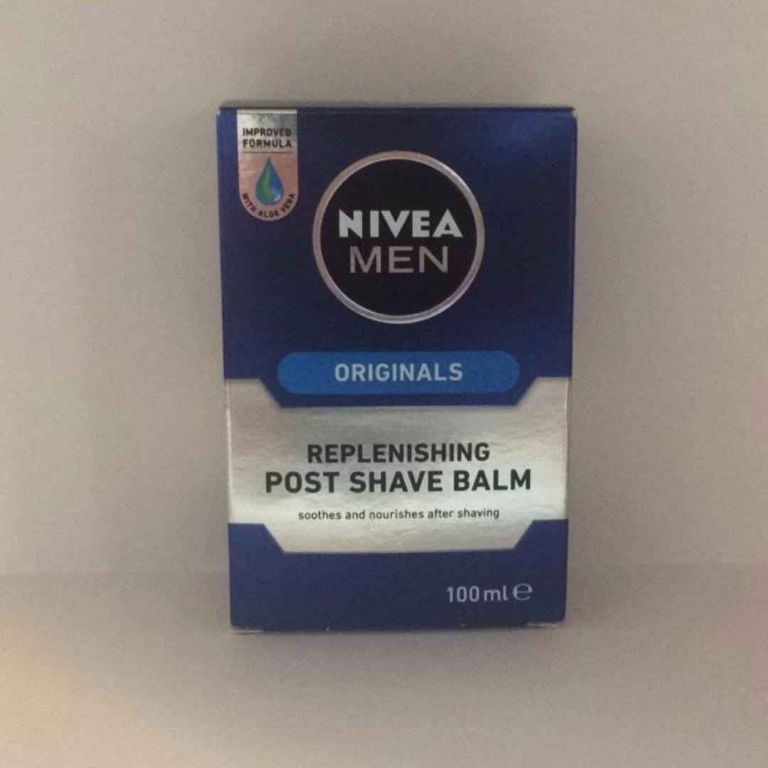 Nivea Men (Replenishing Post Shave Balm)
