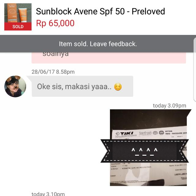 Trusted Seller - No Worries And Happy Shopping!