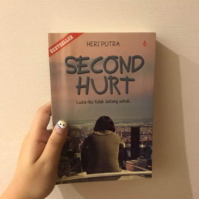 Novel Second Hurt
