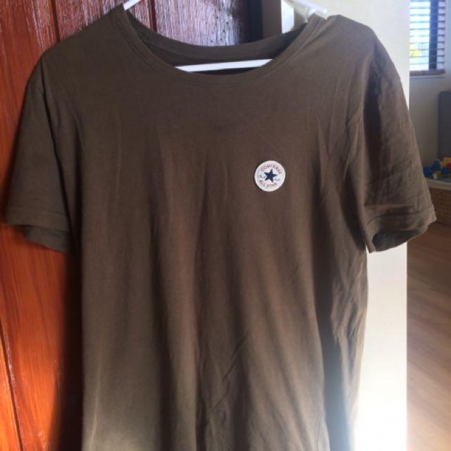 Official Converse All Star T Shirt
