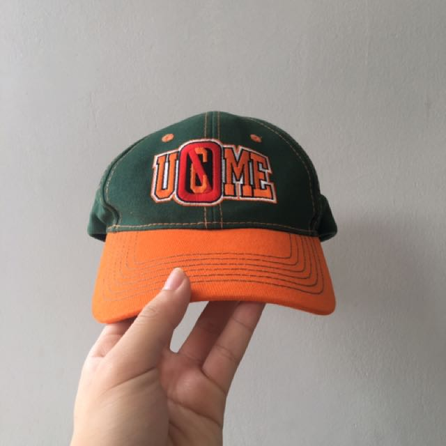"Official WWE Merchandise - John Cena's ""U CAN'T SEE ME"" Cap"