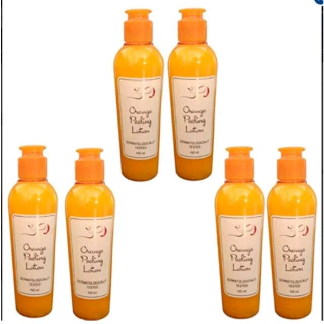 Orange Peeling Lotion 100ml Set of 6