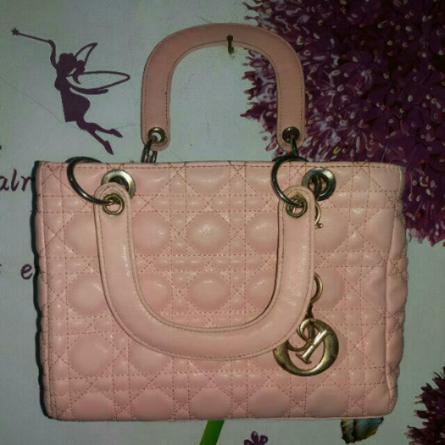 Reprice Pink Bag