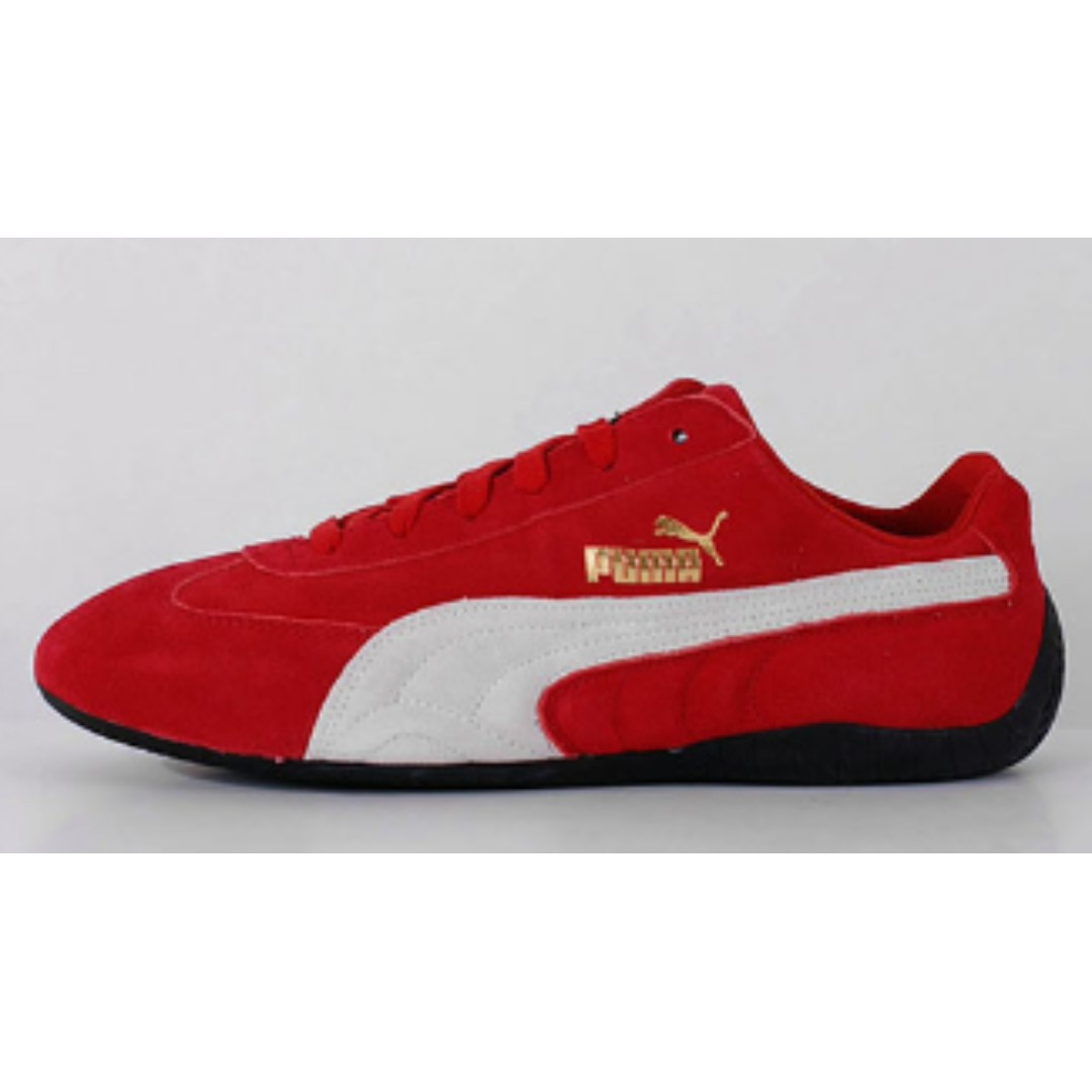 ... discount code for puma unisex sparco speed cat sneakers 417302 01 mens  fashion footwear on carousell ... d583268b8