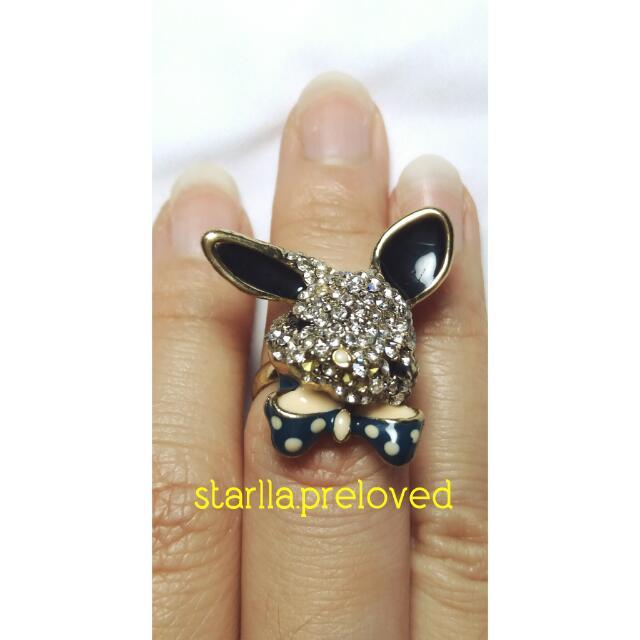Rabbit / Playboy Ring