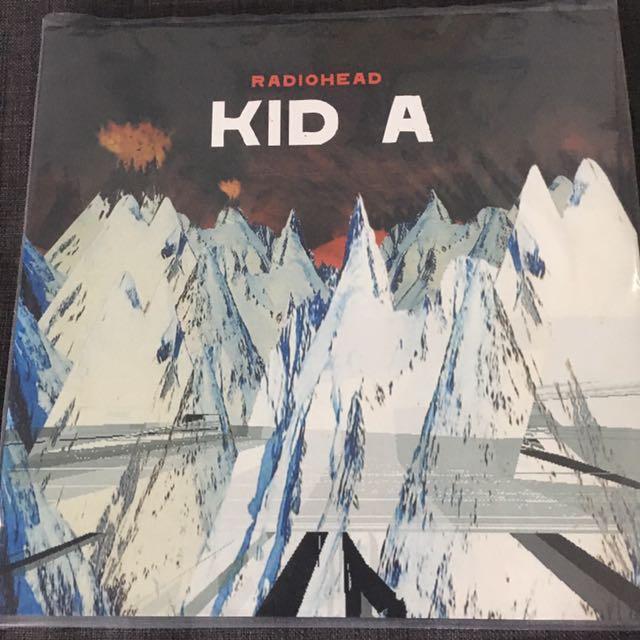 Radiohead - Kid A Vinyl