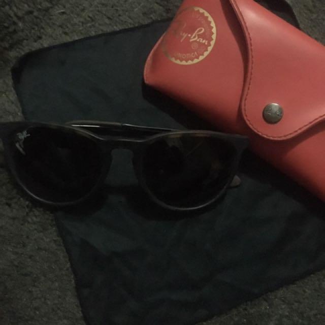 ** DISCOUNTED ** RayBan 'Erika' Sunglasses