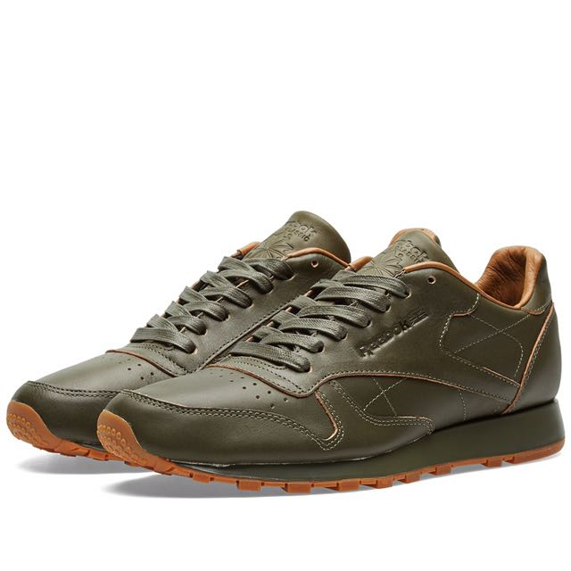Reebok CL Leather Lux Kendrick - Limited Edition (Brand New)