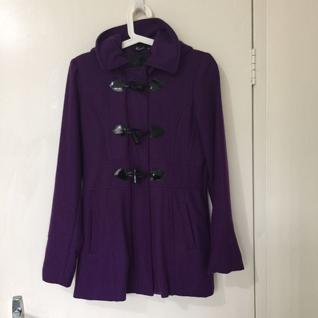 Revival Purple Coat