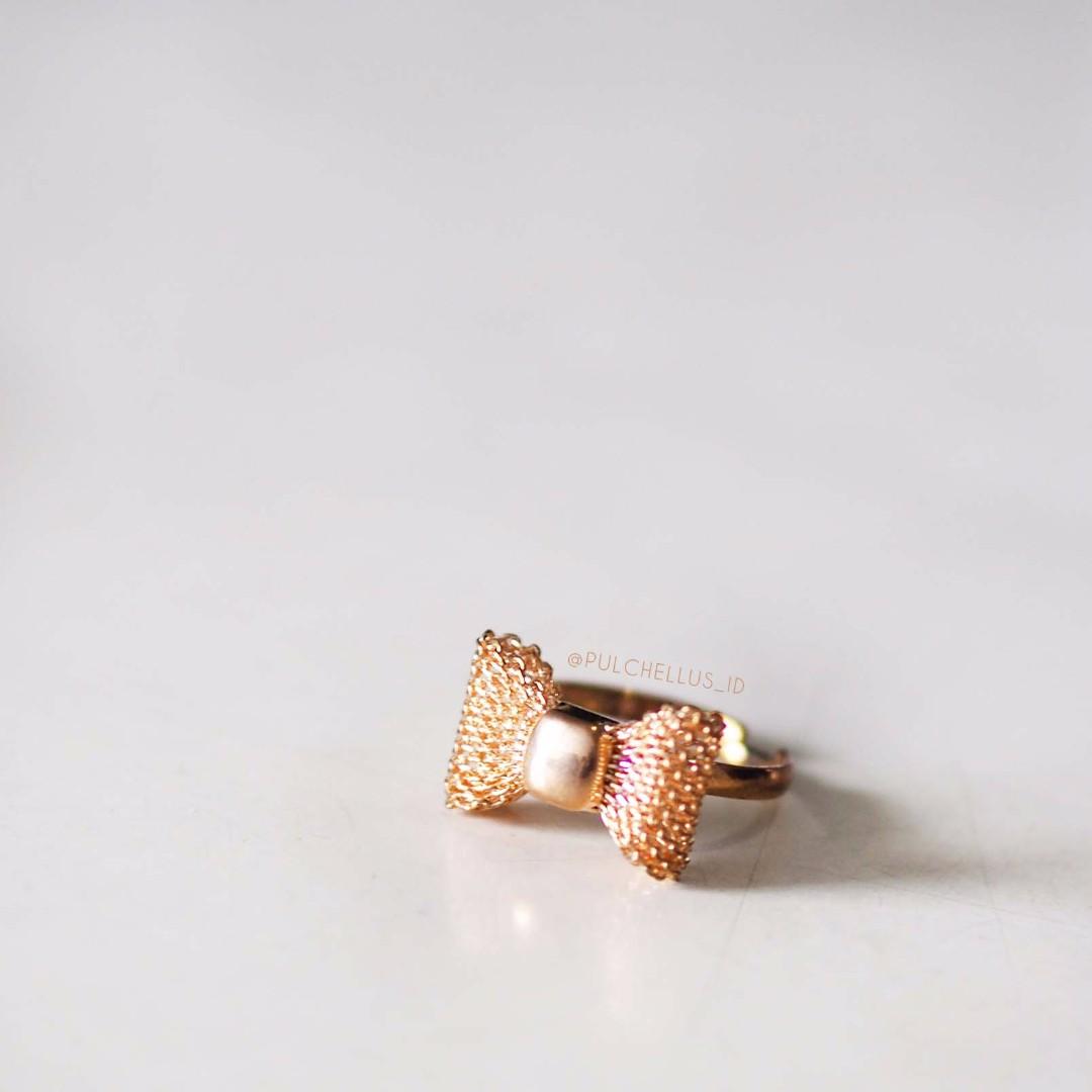RIBBON RING (Cincin Pita)
