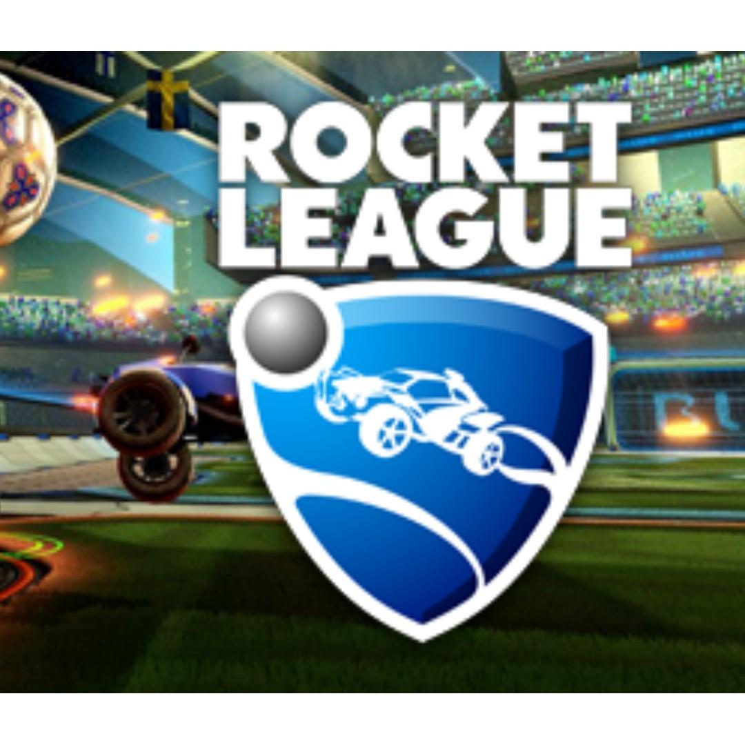 Rocket League Steam Digital Copy