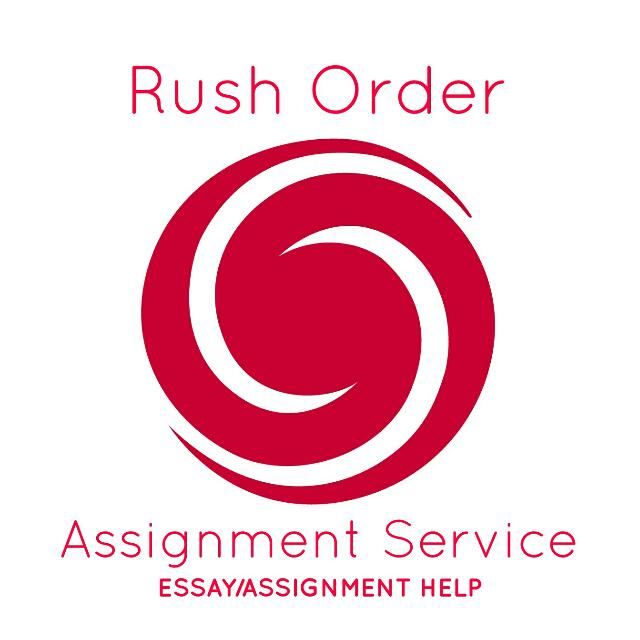 Rush Order // Assignment & Essay Service For Hire