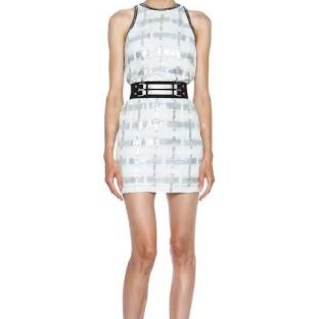 Sass And Bide Back To The Start Dress