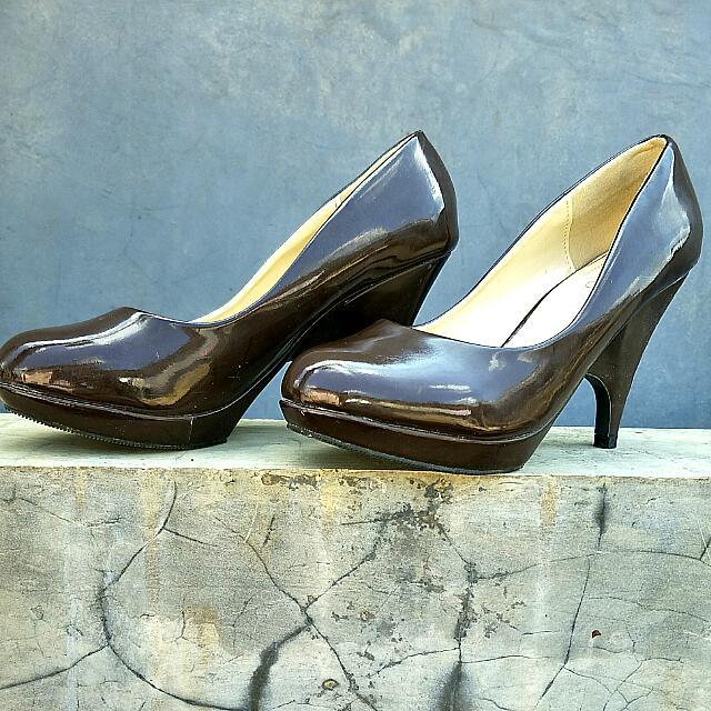 Sepatu Fld Wrn Coklat
