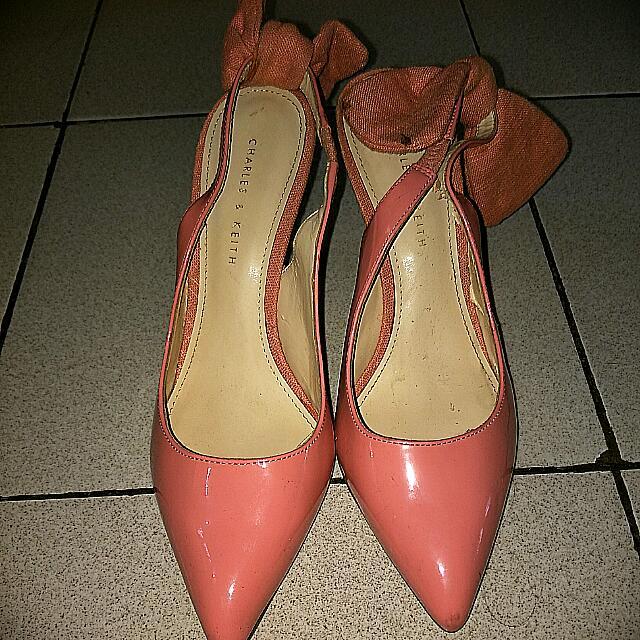 Sepatu Heels Ck