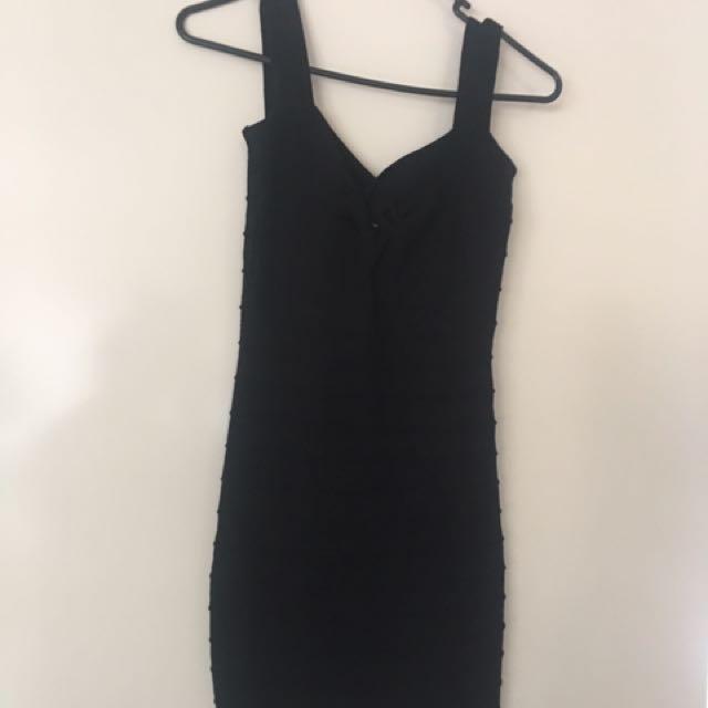 Sexy Black Dress