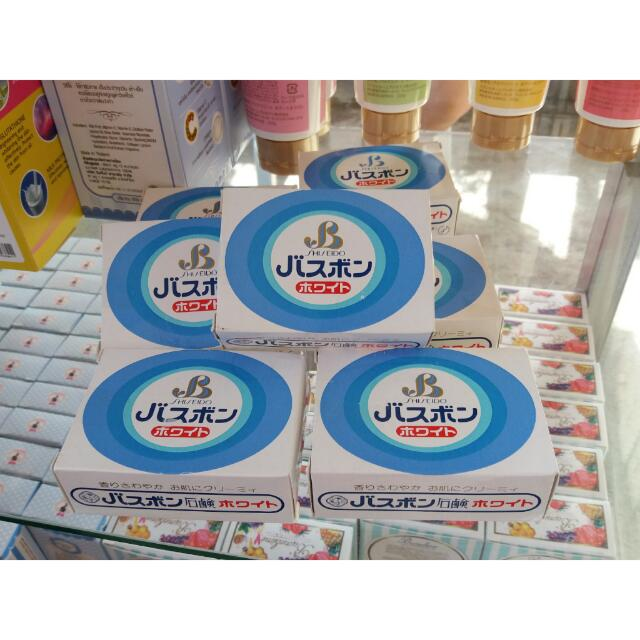 Shiseido Soap (Made in Japan)