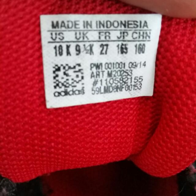 Size 10 C Addidas Shoes