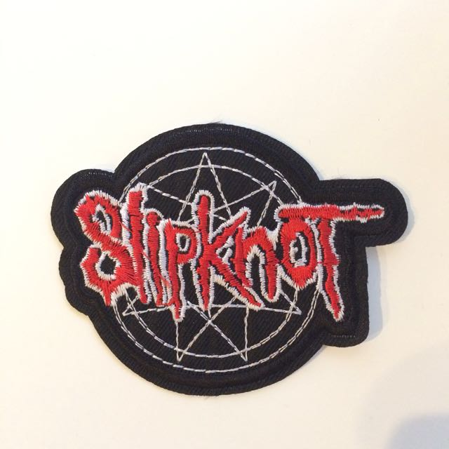 Slipknot Patch