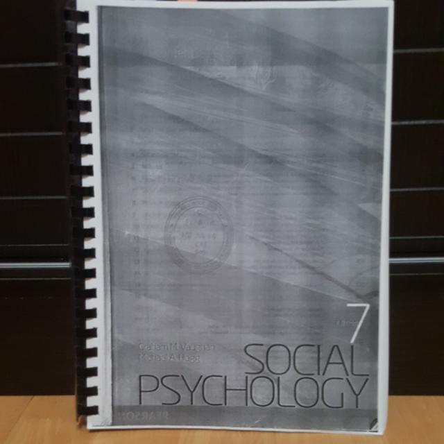 Social psychology 7th edition by graham m vaughan and michael a photo photo photo photo fandeluxe Gallery