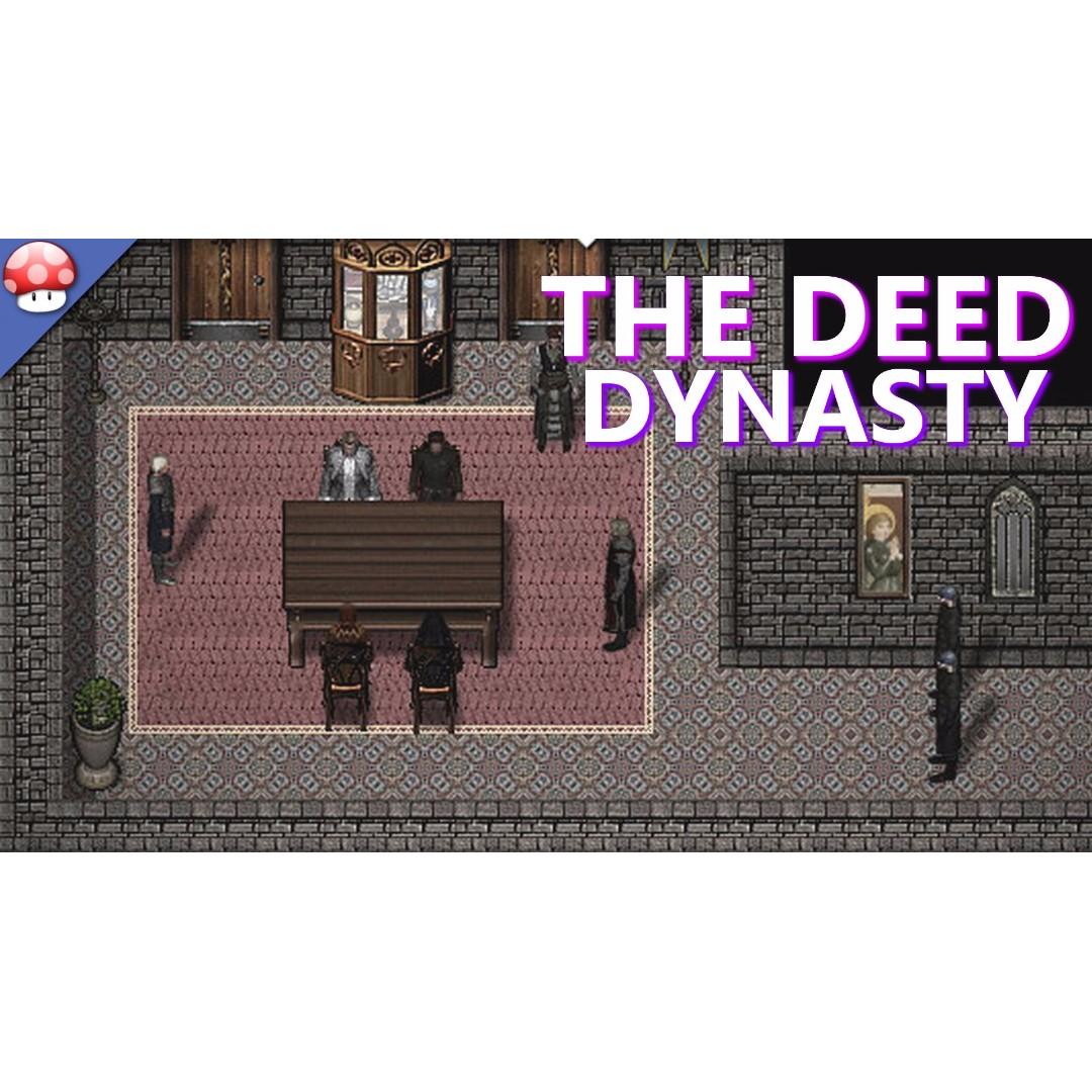 The Deed Dynasty Steam Digital Copy