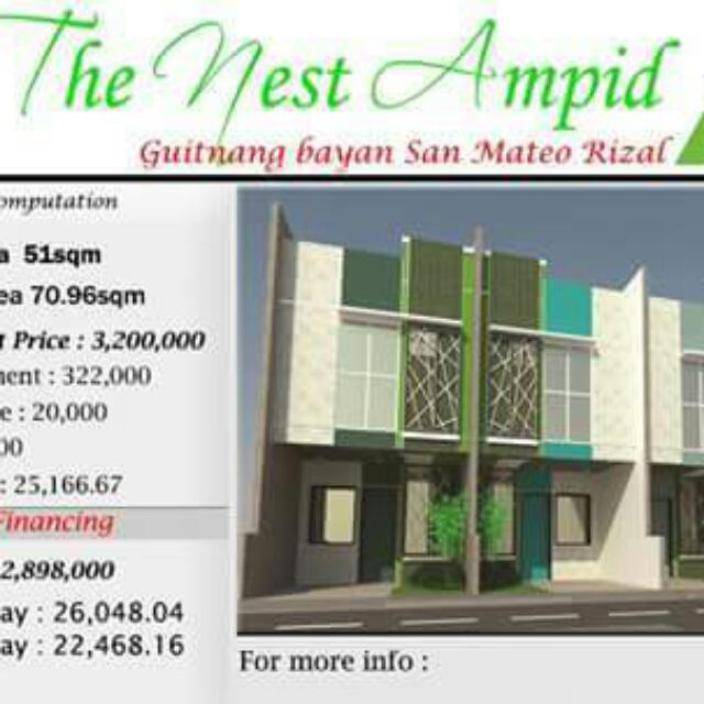 The Nest Ampid