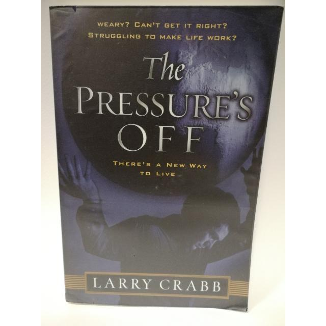 the pressure s off crabb larry