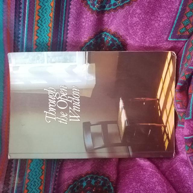 Through The Open Window - Poetry Book