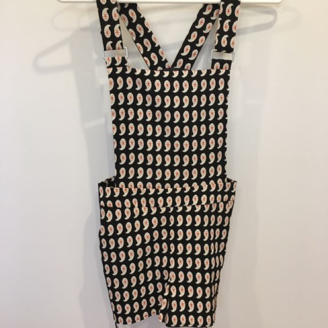 Topshop Overalls Size 6