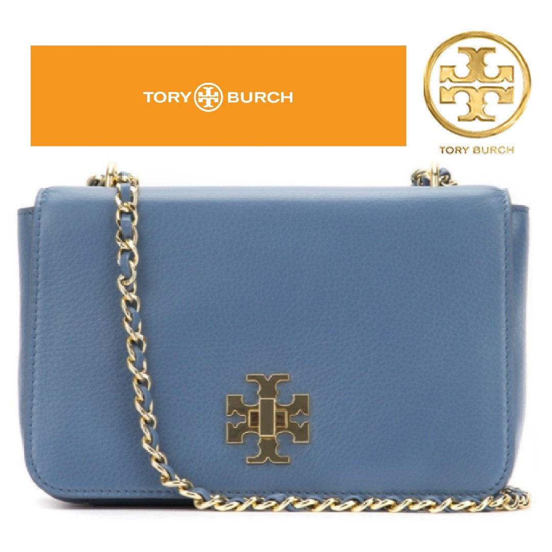 ee5dd6de3 TORY BURCH Mercer Adjustable Shoulder Bag Comet