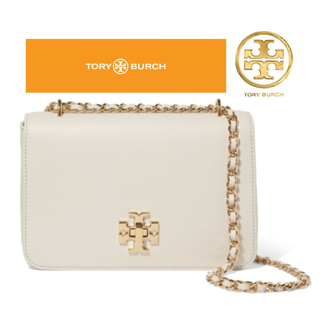4cf227ec0 TORY BURCH Mercer Adjustable Shoulder Bag White