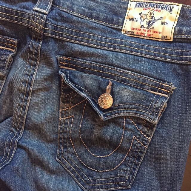 True Religion Size 27 Jeans