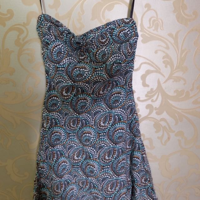 Tube Style Dress
