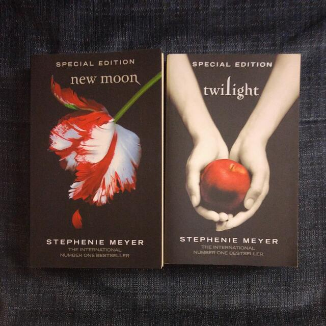 twilight and new moon