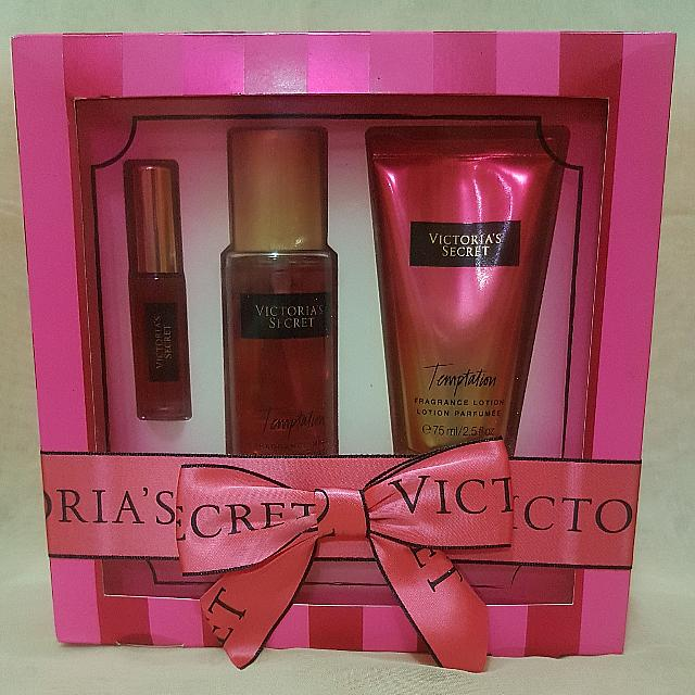 Victoria's Secret TEMPTATION Gift Box
