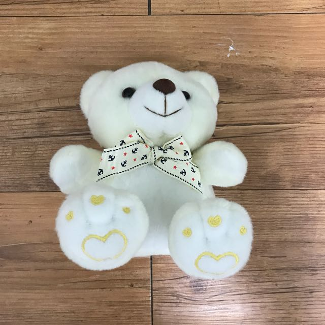 White Teddy